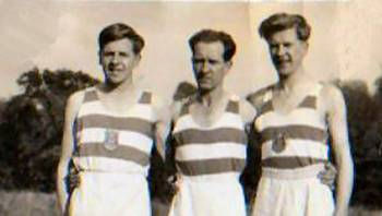 Norrie, Jimmy and Sid Ellis